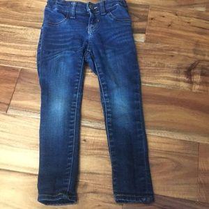 Ralph Lauren 3t stretch skinny jeans